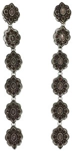 Gucci NEW GUCCI 404823 Extra Long Swarovski Crystals Earrings