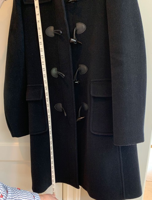 Burberry Burberrytrench Burberrycoat Burberryduffle Pea Coat Image 7