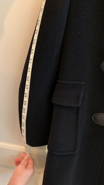 Burberry Burberrytrench Burberrycoat Burberryduffle Pea Coat Image 8