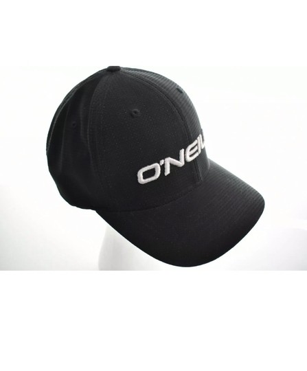 O'Neill O'neill Surf Flexfit Mid Fit Breathable Black Hat L-XL Image 2