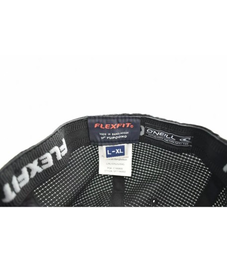O'Neill O'neill Surf Flexfit Mid Fit Breathable Black Hat L-XL Image 3