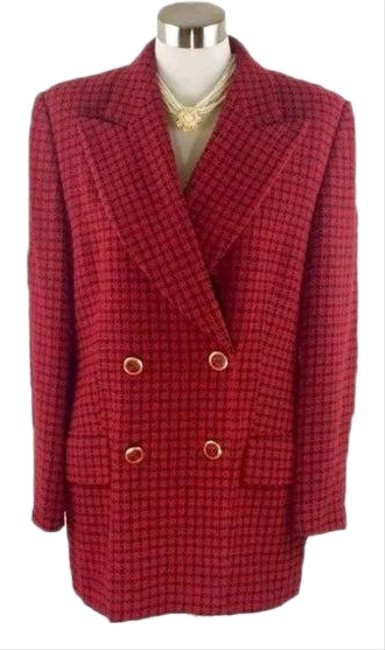 Preload https://img-static.tradesy.com/item/26021121/escada-black-gold-red-by-margaretha-lay-plaid-blazer-size-14-l-0-2-650-650.jpg