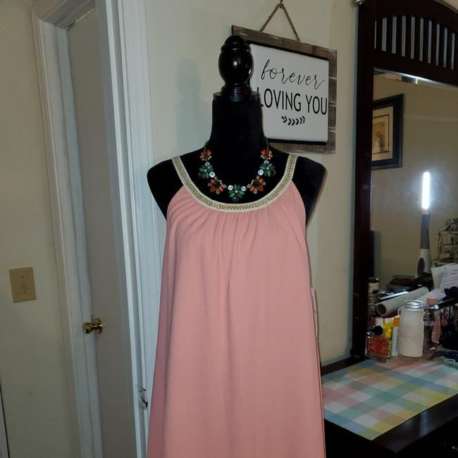 Preload https://item5.tradesy.com/images/coral-short-casual-dress-size-10-m-26021174-0-0.jpg?width=400&height=650