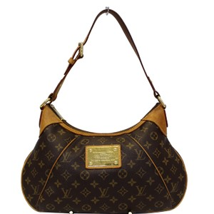 Louis Vuitton Lv Thames Pm Monogarm Canvas Shoulder Bag
