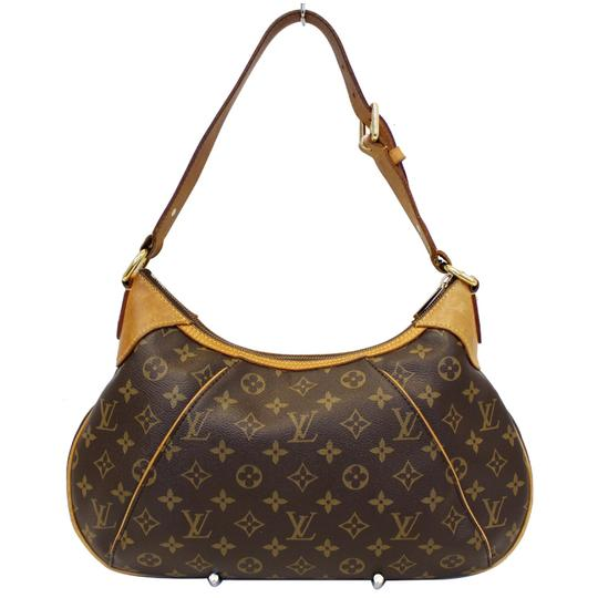 Louis Vuitton Lv Thames Pm Monogarm Canvas Shoulder Bag Image 1