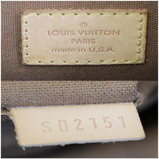Louis Vuitton Lv Thames Pm Monogarm Canvas Shoulder Bag Image 10