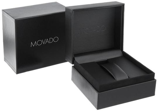Movado Esperanza Stainless Steel Blue Mother of Pearl Diamond 0607231 Image 11