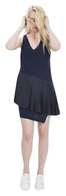 Preload https://img-static.tradesy.com/item/26021421/10-crosby-derek-lam-navy-asymmetrical-with-pleats-short-casual-dress-size-4-s-0-1-650-650.jpg