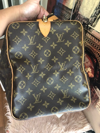 Louis Vuitton brown Travel Bag Image 3