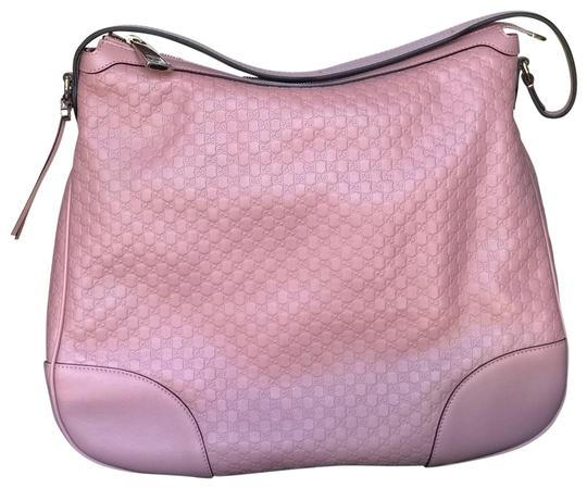 Preload https://img-static.tradesy.com/item/26021484/gucci-guccissima-soft-pink-hobo-bag-0-1-540-540.jpg