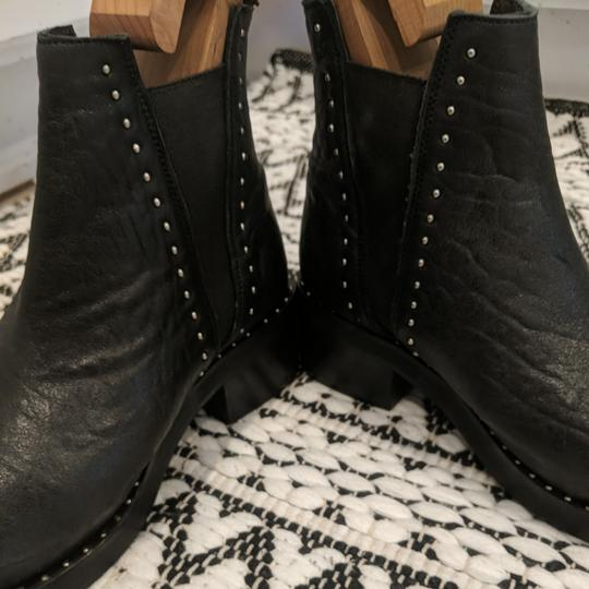 One Teaspoon Black with small silver studs Boots Image 4