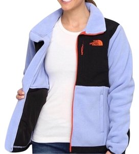The North Face black/ lavender Jacket