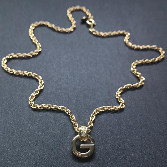 Givenchy Crystal G Necklace Image 1