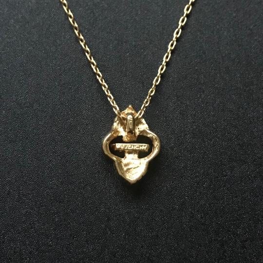 Givenchy Crystal G Necklace Image 3