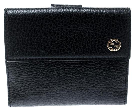Preload https://img-static.tradesy.com/item/26022476/gucci-black-leather-double-wallet-0-1-540-540.jpg