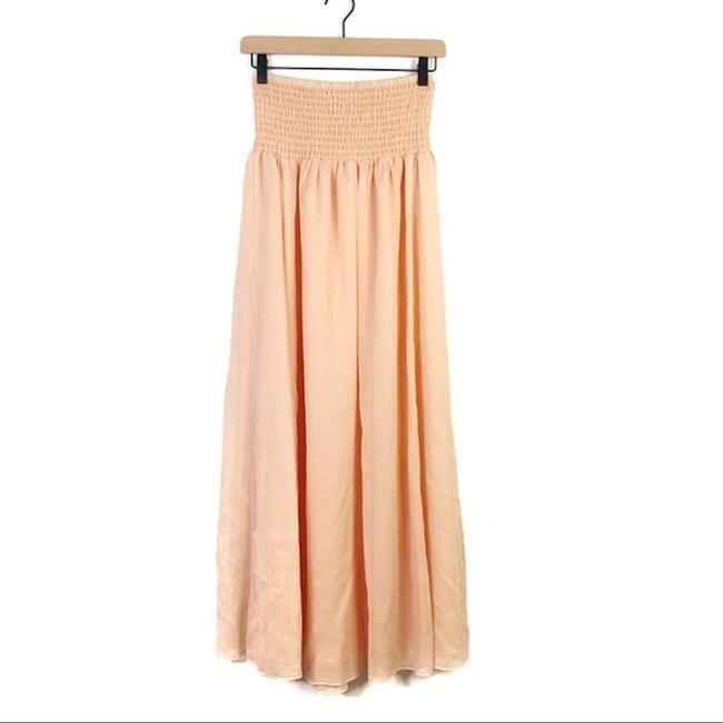 Peach Maxi Dress by Free People Image 4