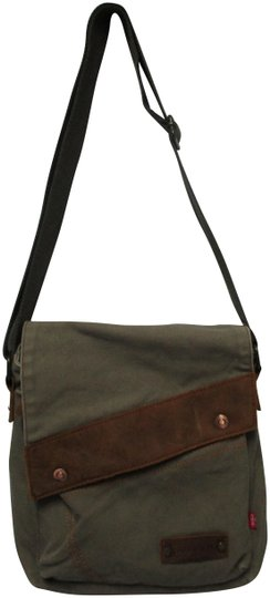 Preload https://img-static.tradesy.com/item/26022608/crossbody-shoulder-purse-brown-canvas-and-leather-messenger-bag-0-1-540-540.jpg
