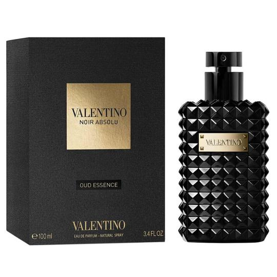 Valentino VALENTINO NOIR ABSOLU OUD ESSENCE-UNISEX-EDP-3.4 OZ-100 ML-SPAIN Image 2
