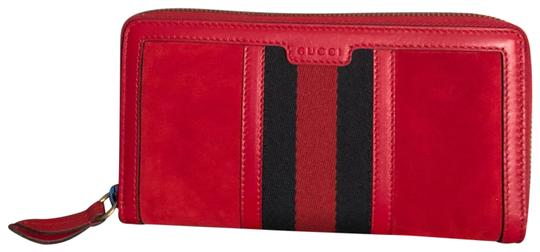 Preload https://img-static.tradesy.com/item/26022736/gucci-red-vintage-web-suede-wallet-0-1-540-540.jpg