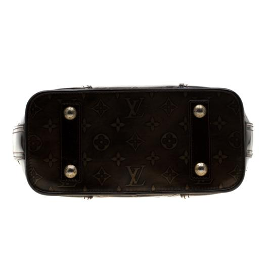 Louis Vuitton Monogram Leather Tote in Brown Image 4