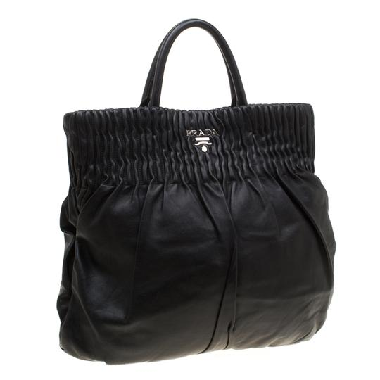 Prada Leather Hobo Bag Image 2