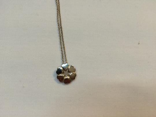 Tiffany & Co. Paloma Crown of Hearts Pendant Necklace Image 1