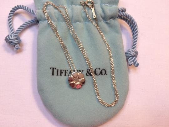 Tiffany & Co. Paloma Crown of Hearts Pendant Necklace Image 5