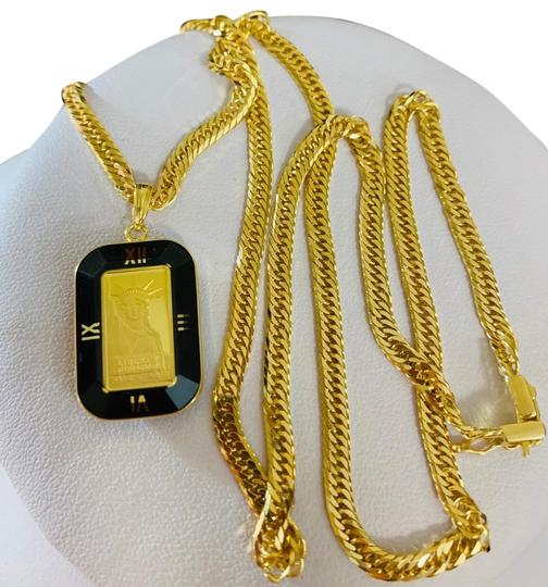 Preload https://img-static.tradesy.com/item/26022870/gold-liberty-necklace-0-3-540-540.jpg