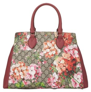Gucci Satchel in Pink Multi
