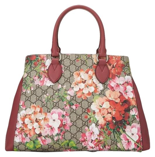 Gucci Satchel in Pink Multi Image 0