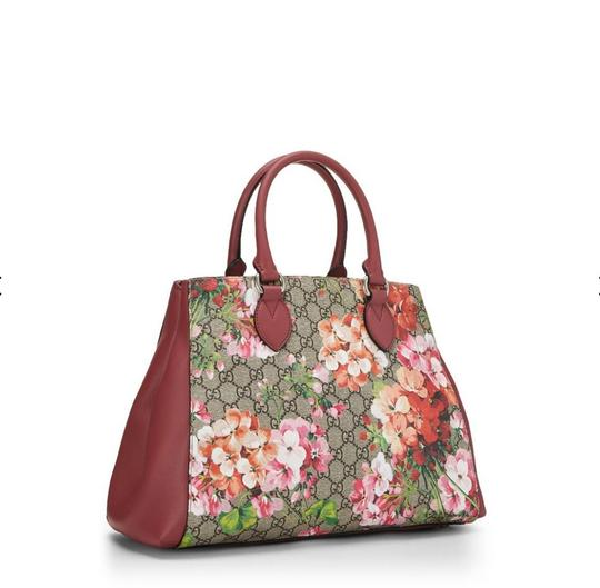 Gucci Satchel in Pink Multi Image 2