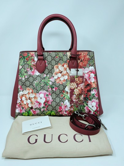 Gucci Satchel in Pink Multi Image 6