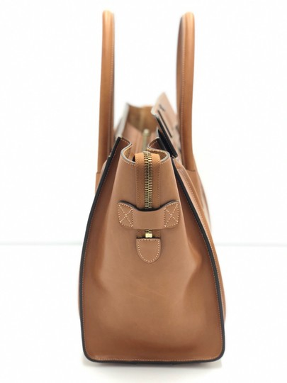 Céline Luggage Luggage Tote in Tan Camel Image 2
