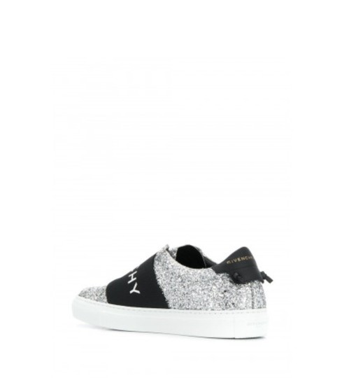 Givenchy Silver Black Athletic Image 2