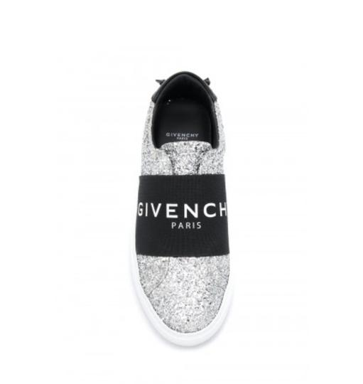 Givenchy Silver Black Athletic Image 1