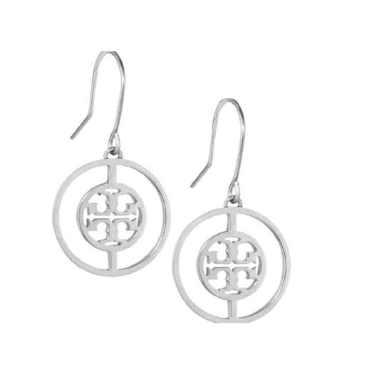 Preload https://img-static.tradesy.com/item/26022938/tory-burch-silver-deco-logo-earrings-0-0-540-540.jpg