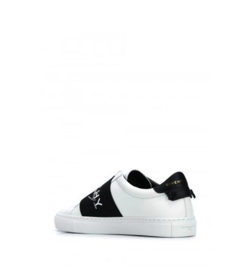 Givenchy White black Athletic Image 2