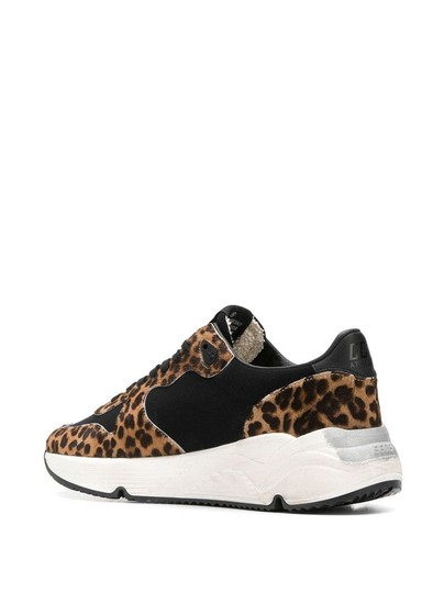Golden Goose Deluxe Brand Leopard Athletic Image 6