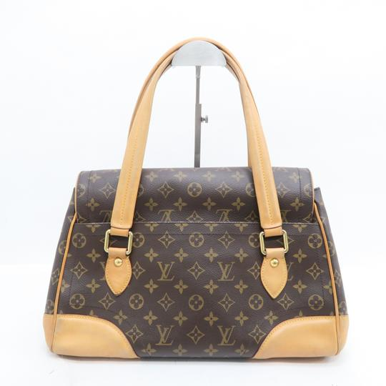 Louis Vuitton Lv Beverly Monogram Gm Canvas Shoulder Bag Image 2