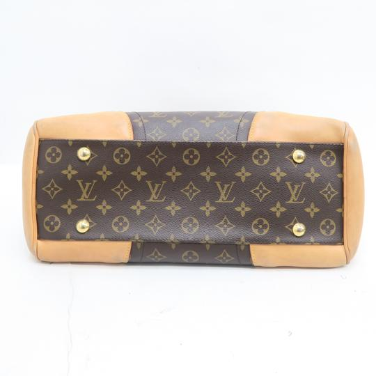 Louis Vuitton Lv Beverly Monogram Gm Canvas Shoulder Bag Image 5