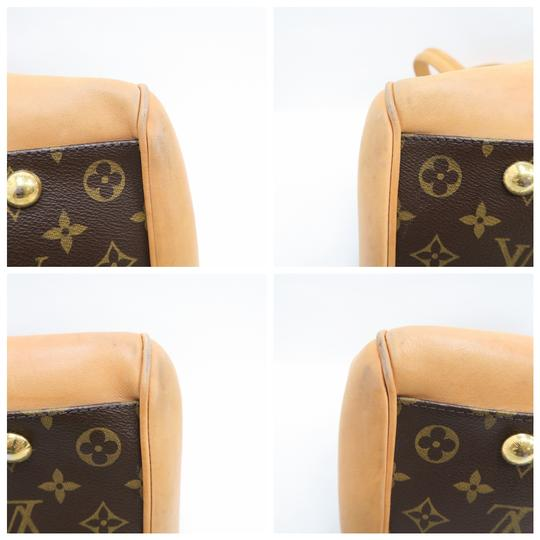Louis Vuitton Lv Beverly Monogram Gm Canvas Shoulder Bag Image 6