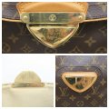 Louis Vuitton Lv Beverly Monogram Gm Canvas Shoulder Bag Image 8