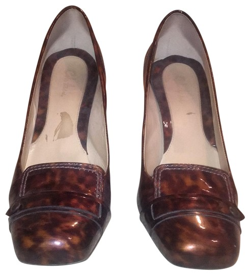 Preload https://img-static.tradesy.com/item/26023070/cole-haan-brown-and-tan-speckled-d25343-pumps-size-us-95-regular-m-b-0-3-540-540.jpg