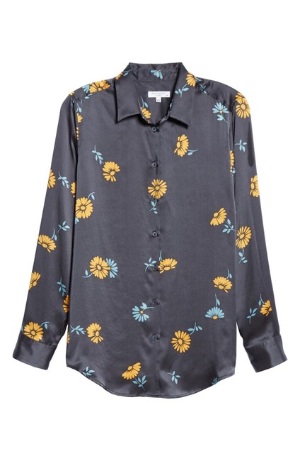Equipment Button Down Shirt Smoky Blue Image 5