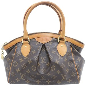 Louis Vuitton Lv Tivoli Pm Monogram Monogram Tote in Brown