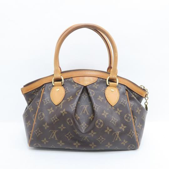 Louis Vuitton Lv Tivoli Pm Monogram Monogram Tote in Brown Image 2