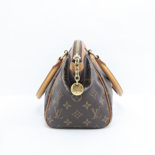 Louis Vuitton Lv Tivoli Pm Monogram Monogram Tote in Brown Image 4