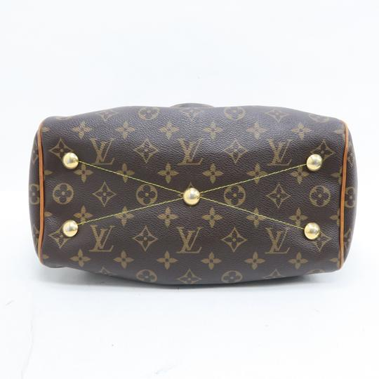 Louis Vuitton Lv Tivoli Pm Monogram Monogram Tote in Brown Image 5