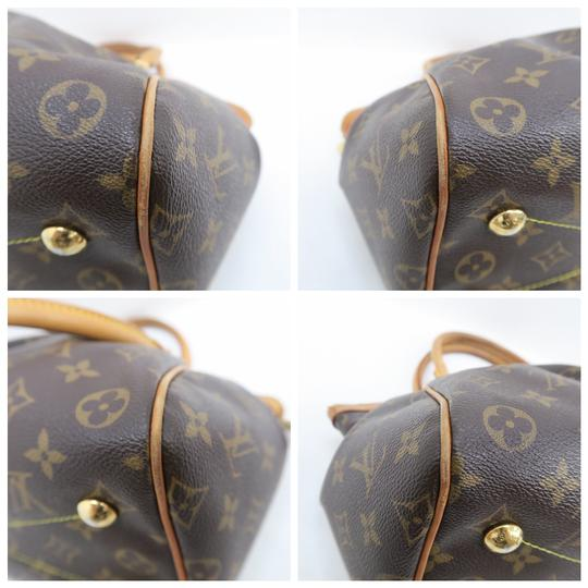 Louis Vuitton Lv Tivoli Pm Monogram Monogram Tote in Brown Image 6