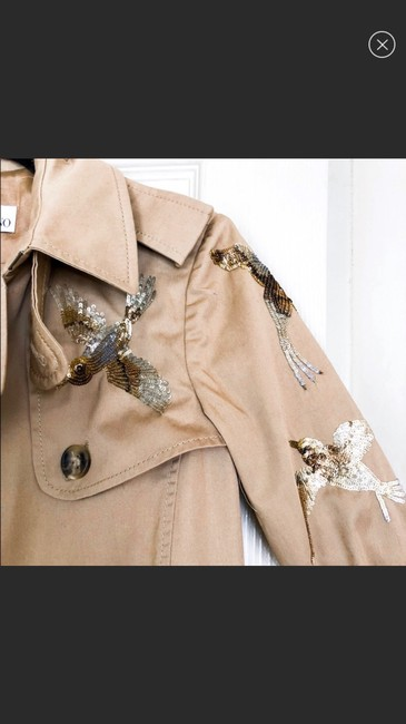 RED Valentino Trench Coat Image 10